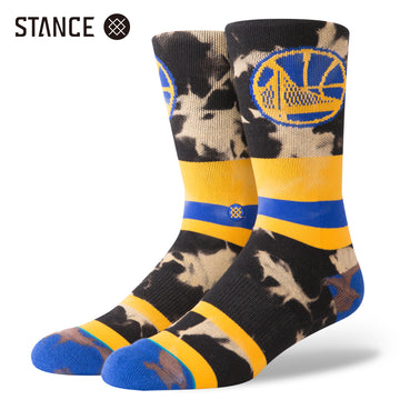 【STANCE】WARRIORS ACID WASH
