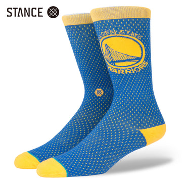 【STANCE】WARRIORS JERSEY