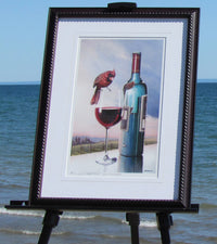 Wine Connoisseur - Limited Edition art print