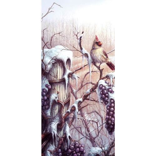 Icewine -Limited Edition art print by artist Carman Dix