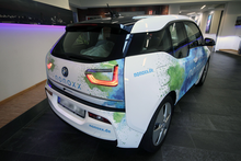Laden Sie das Bild in den Galerie-Viewer, BMW i3