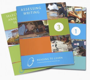 Reading to Learn Teachers Resource Package (All books 1 to 9)