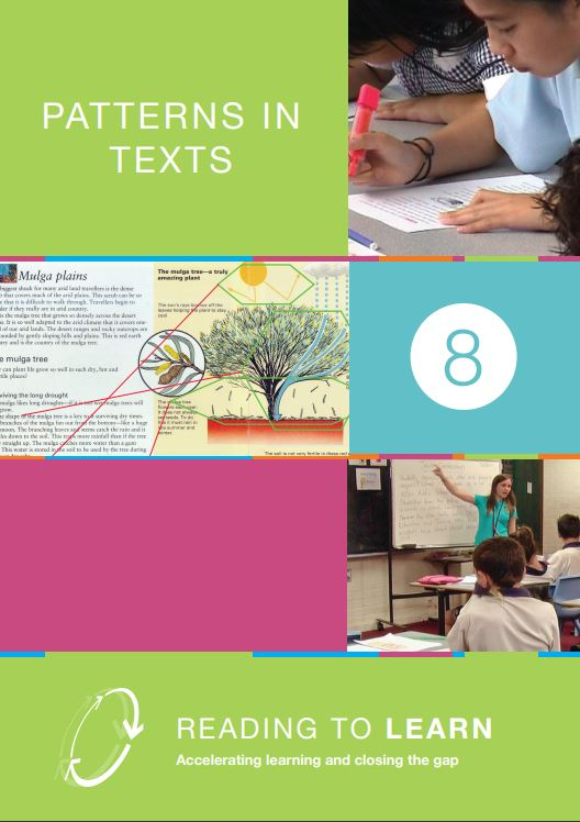 Book Eight: Patterns in Texts