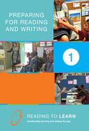 Book One: Preparing for Reading and Writing (Digital PDF)