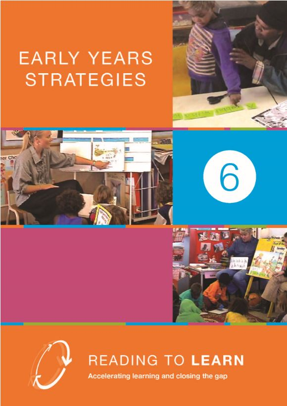Book Six: Early Years Strategies