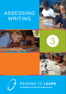 Book Three: Assessing Writing