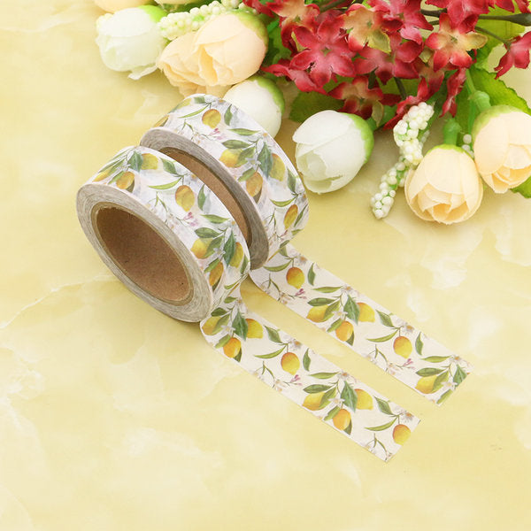 Washi Tape - 15mm - Apricot