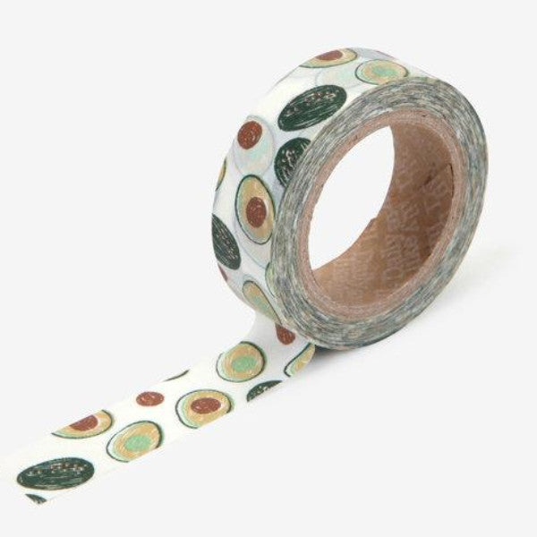 Washi Tape - 15mm - Avocado
