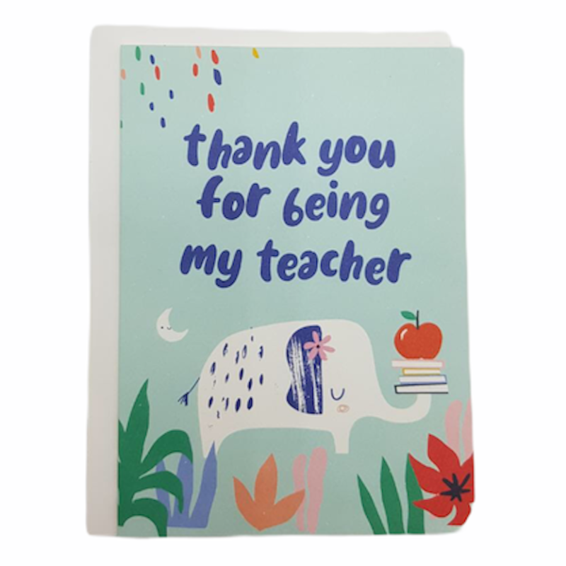 GC - Thank You for Being My Teacher