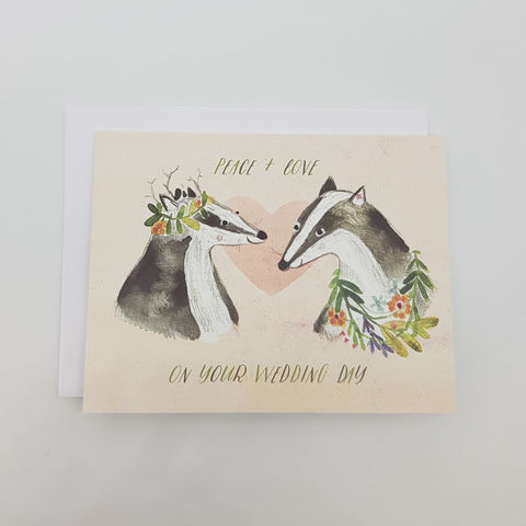 GC - Badger Wedding