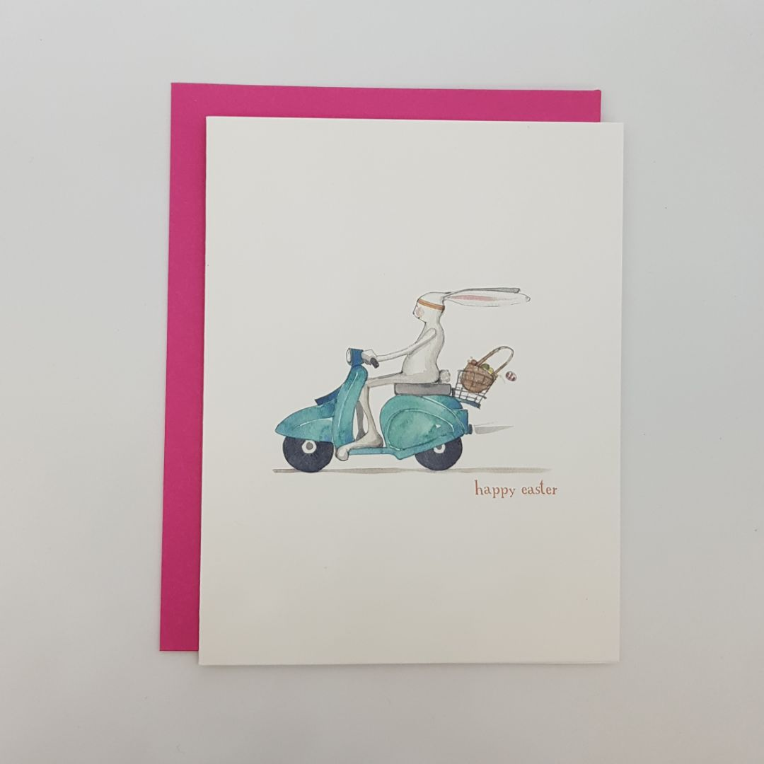 GC - Easter Moped