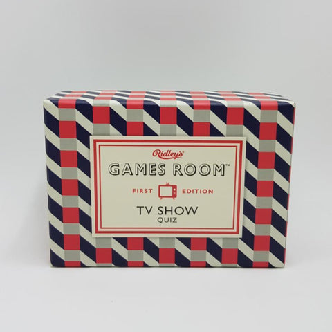 Games Room - TV Show