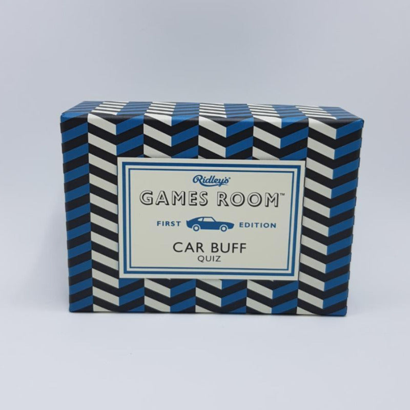 Games Room - Car Buff