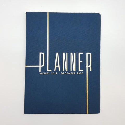 Standard Issue - 2019 - 2020 - Small Navy Planner