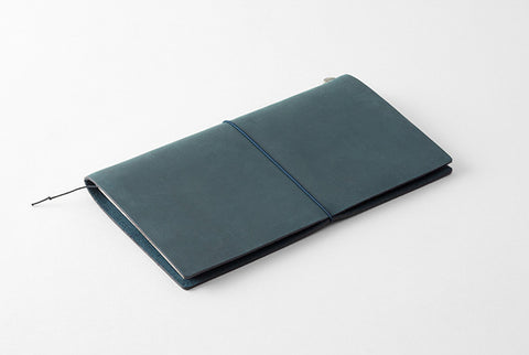 TN Travelers Notebook - Leather - Regular - BLUE