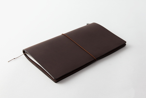 TN Travelers Notebook - Leather - Regular - BROWN