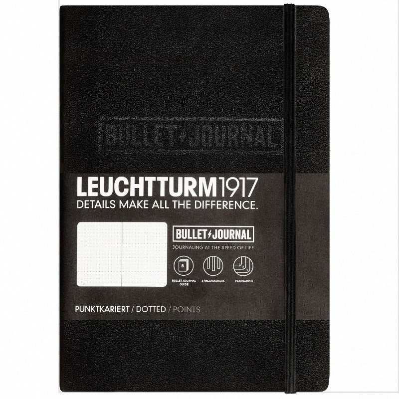 Leuchtturm - Bullet Journal - A5 Hardcover Notebook