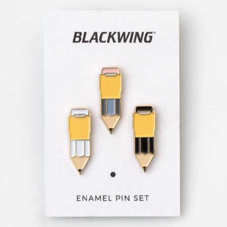 Blackwing - Enamel Pin Set