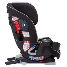Load image into Gallery viewer, Graco Slimfit LX Group 0+/1/2/3 Car Seat - Slate with ISOcatch Connectors