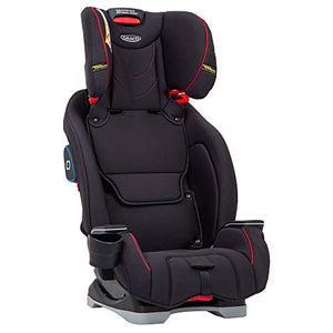 Graco Slimfit Group 0+/1/2/3 Car Seat-Fiery Red