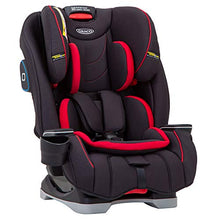 Load image into Gallery viewer, Graco Slimfit Group 0+/1/2/3 Car Seat-Fiery Red
