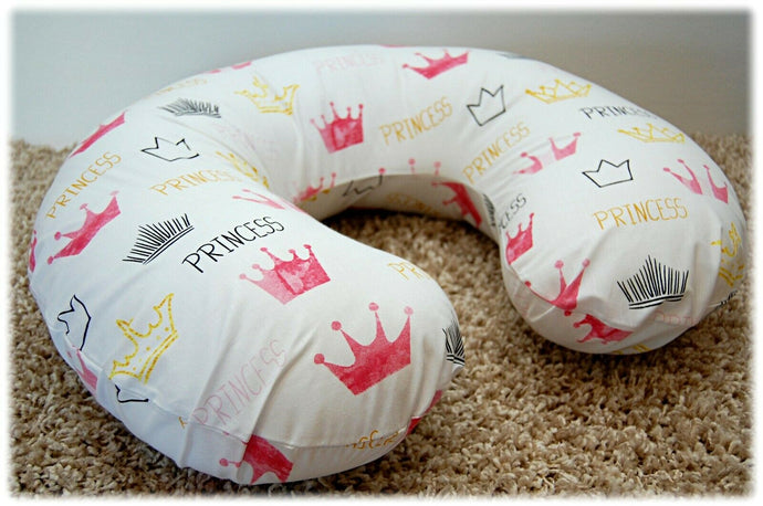Breast Feeding Maternity Nursing Pillow- COVER ONLY