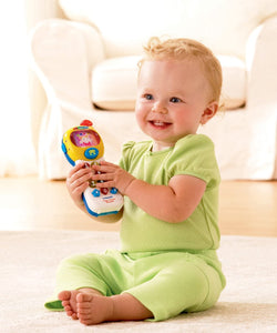 Vtech Baby Tiny Touch Phone Toy