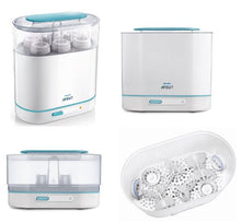 Load image into Gallery viewer, Philips Avent 3-in-1 Electric Steam Sterilizer