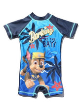 Load image into Gallery viewer, Boys Paw Patrol Sunsafe Swimsuit