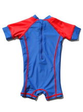 Load image into Gallery viewer, Boys Marvel Spiderman Sunsafe Swimsuit