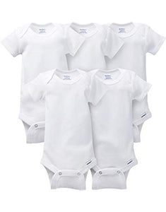 Mothercare 7 Short Sleeved Bodysuits