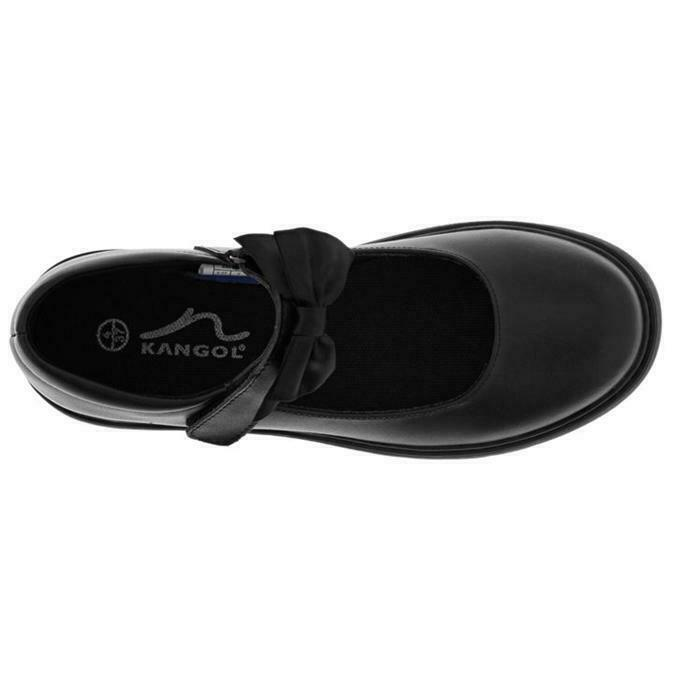 Kangol Langton Shoes Junior Girls School Shoes
