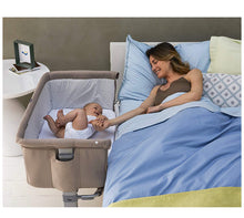 Load image into Gallery viewer, Chicco Next2me Side Sleeping Crib - Dove Grey