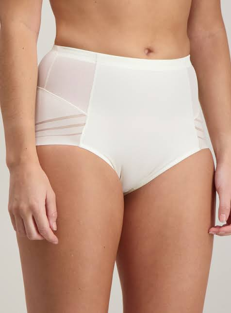 Secret Shaping Ivory Firm Control Knickers