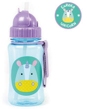 Load image into Gallery viewer, Skip Hop Straw Cup, Toddler Transition Sippy Cup, Unicorn