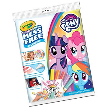 Crayola Colour Wonder My Little Pony