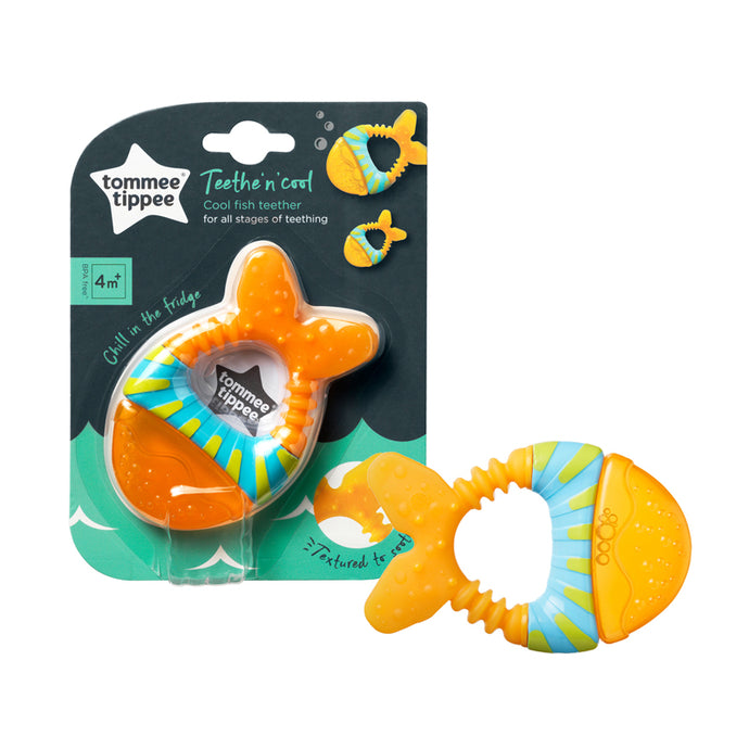Tommee Tippee Cool Fish Teether