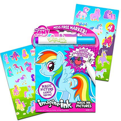 My Little Pony Imagine Ink Book Set
