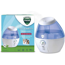Load image into Gallery viewer, Vicks Mini Filter Free Cool Mist Humidifier