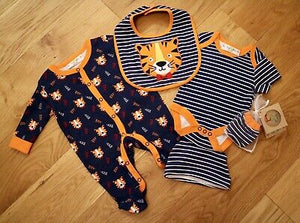 Lily And Jack 5 Piece Set-Tiger