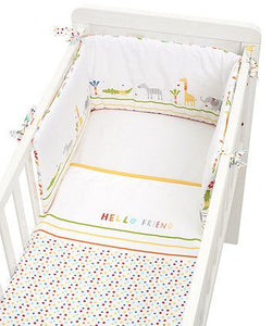 Mothercare Hello Friend Cot Bumper