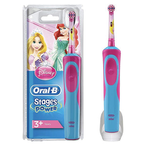 Oral-B Vitality Kids Princesses Electric Rechargeable Toothbrush