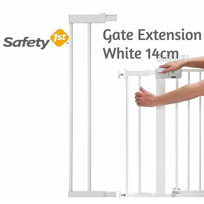 Safety 1st Gate Extension - White 14cm