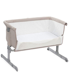 Chicco Next2me Side Sleeping Crib - Dove Grey