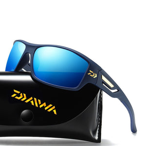 Fashion Daiwa Men Fishing Siamese Sunglasses