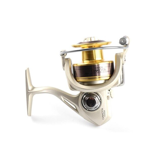 Camouflage 9+1 Metal Body Big Sea Spinning Reel