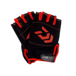 2020 daiwa Fishing gloves male spring winter waterproof