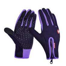 Load image into Gallery viewer, Fishing Gloves Full Finger Neoprene PU Breathable Leather Warm Carp Fishing Accessories