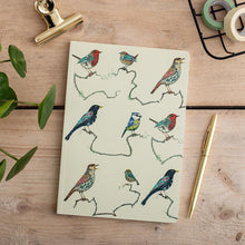 Load image into Gallery viewer, Perfect Bound Notebook - Songbirds - The DM Collection