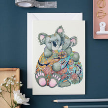 Load image into Gallery viewer, Koala Bears - Card - The DM Collection
